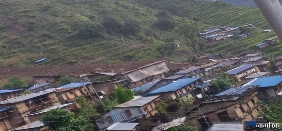 15 injured, 37 missing as massive landslide hits Jugal Rural Municipality in Sindhupalchowk