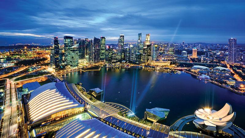 Stunning Singapore