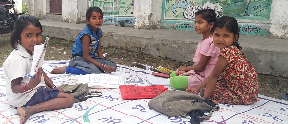 Children from marginalized communities deprived of education