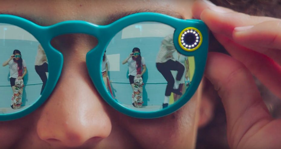 Snapchat unveils spectacles, it's video-recording sunglasses