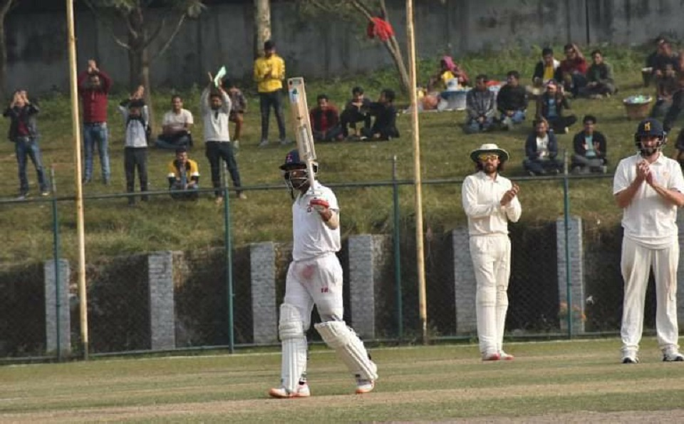 Nepal loses to MCC by 208 runs