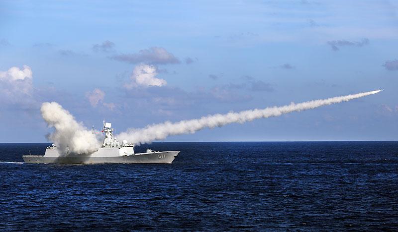 China announces South China Sea military exercises