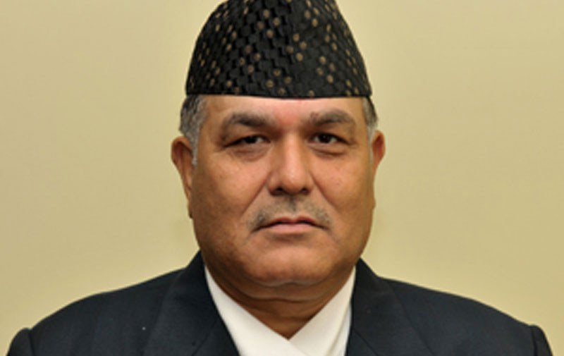 Lokman Singh Karki still at govt quarters despite his suspension