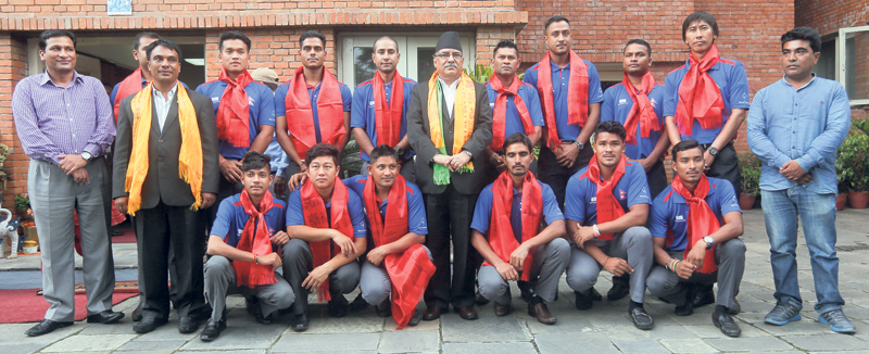 Nepal takes on Netherlands in vital fixture today