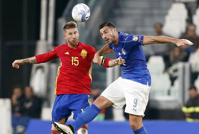 Pelle removed from Italy squad for refusing coach's hand