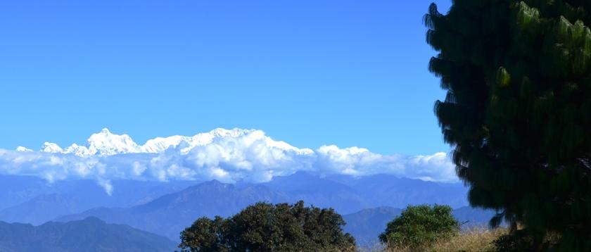 Pauwabhanjyang wears stunning look as weather clears