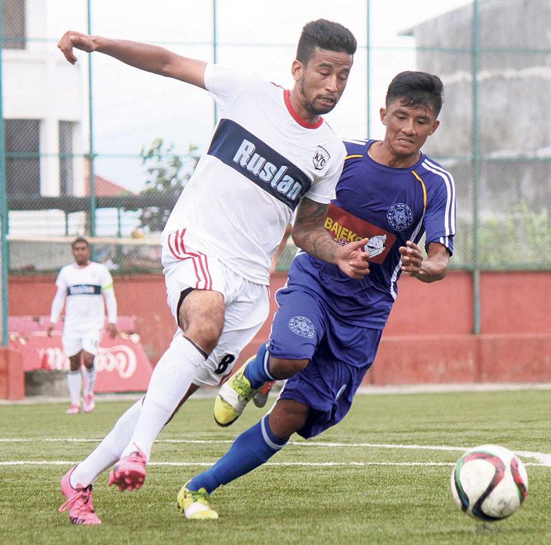 NRT opens 2-point lead, first defeat for Shree Kumari