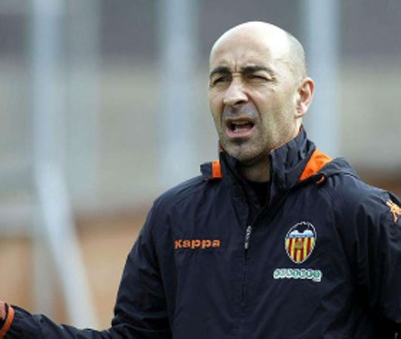 Valencia fires coach Ayestaran after 4 straight losses