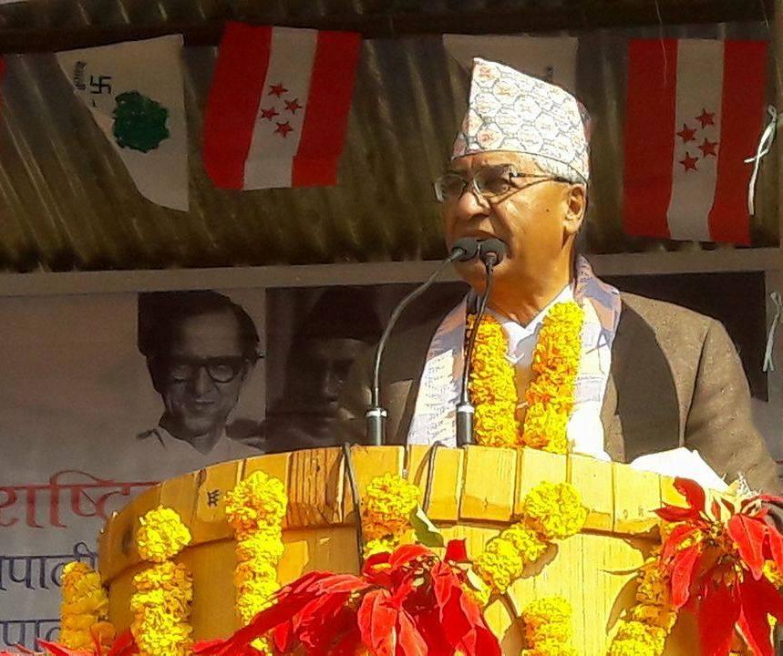 Nepali Congress win will safeguard democracy: Deuba