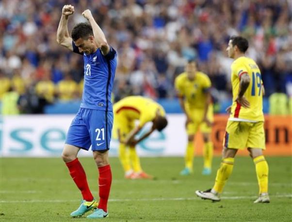 France's poor defense already an open secret at Euro 2016
