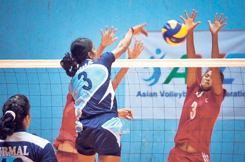 Vanquished Nepal puts up impressive show against India