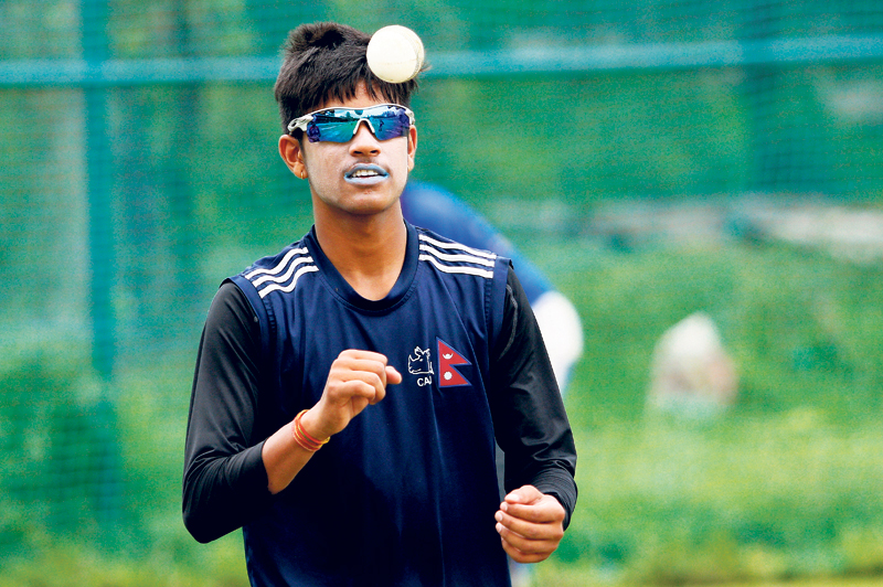 Sandeep Lamichhane invited to play in Australia