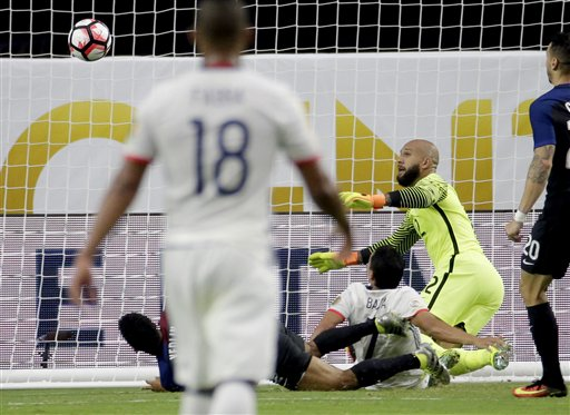 Hosts end their Copa  América campaign on a losing note