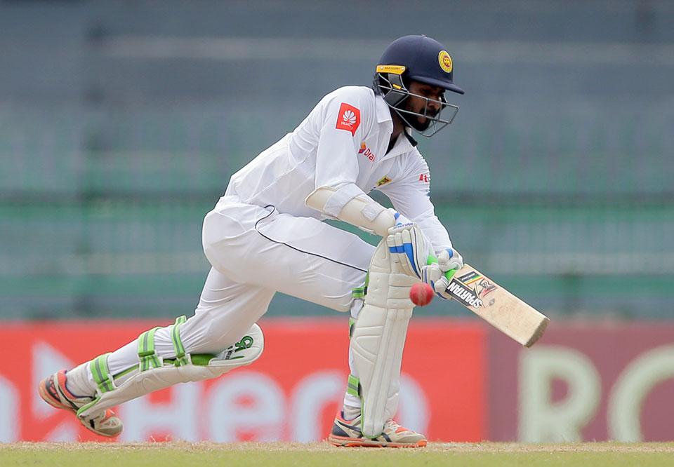 Sri Lanka 293-7 at stumps on Day 2, trails Zimbabwe by 63