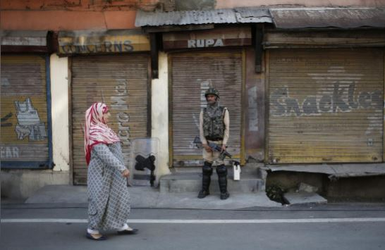 India moves to divide Jammu and Kashmir state despite protests, attacks