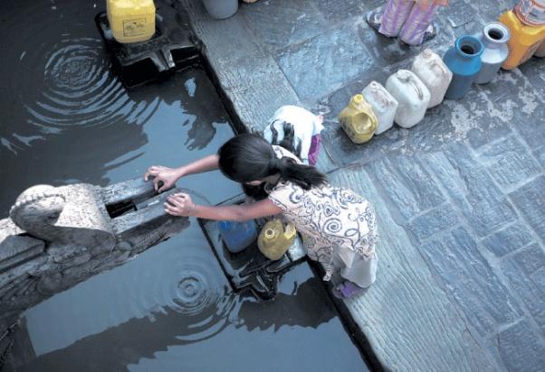 Cholera bacteria rampant in Valley water supply