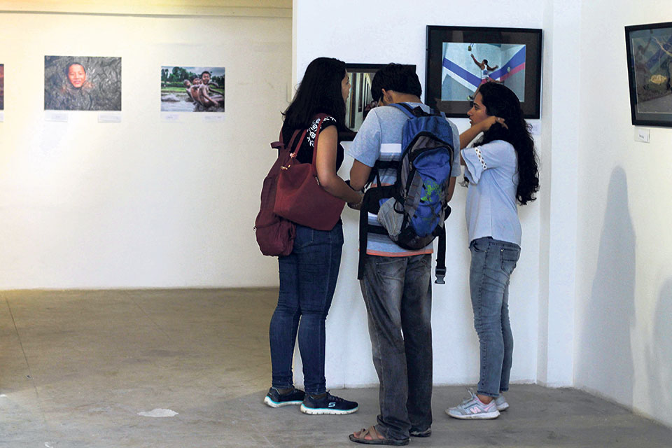 Sixth edition of IME Bank Nepal Photo exhibition