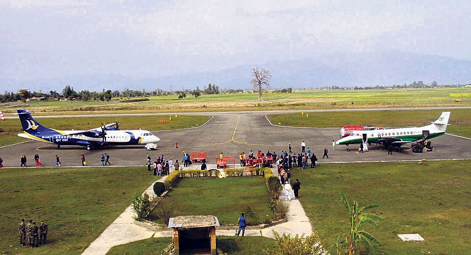 Flights to resume tomorrow at Dhangadhi Airport after six months