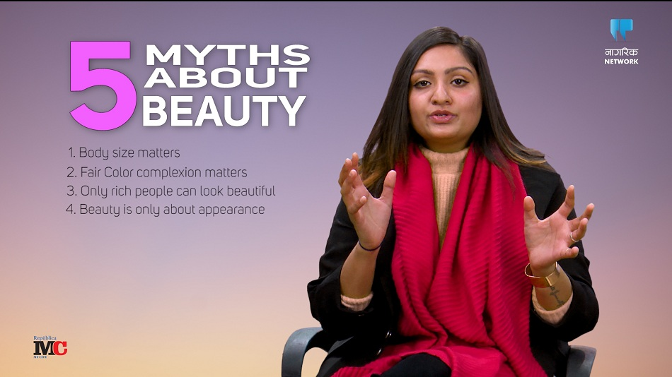 'Myth Busters': Beauty lies in the eyes of beholder