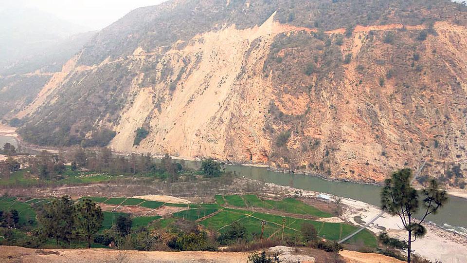 Land acquisition process begins at dam site