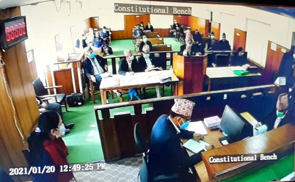 """""""PM Oli attacked parliament after he failed to sort out intra-party rift within NCP"""""""