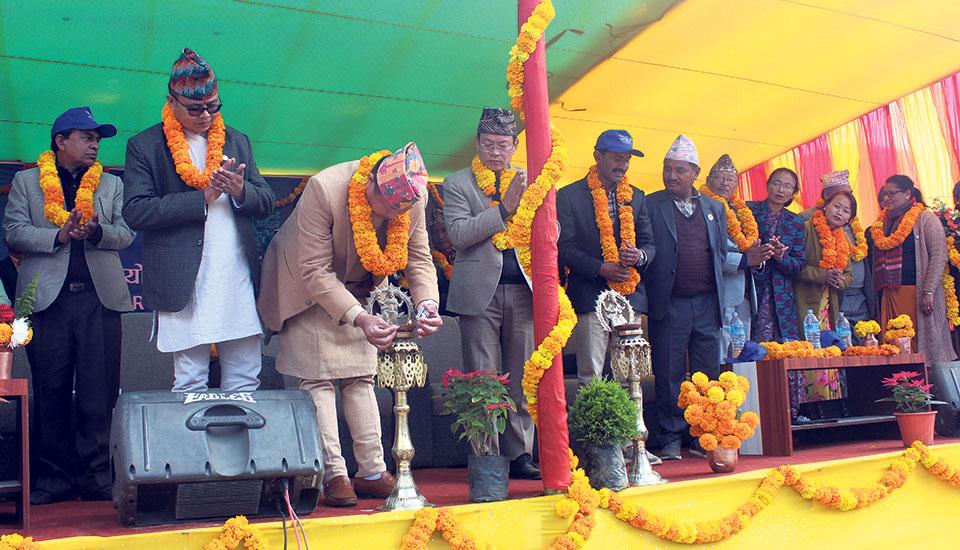 Suryodaya Municipality organizing tourism festival