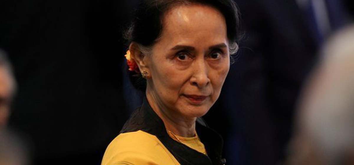Timeline: Events in troubled Myanmar since Suu Kyi's NLD party came to power