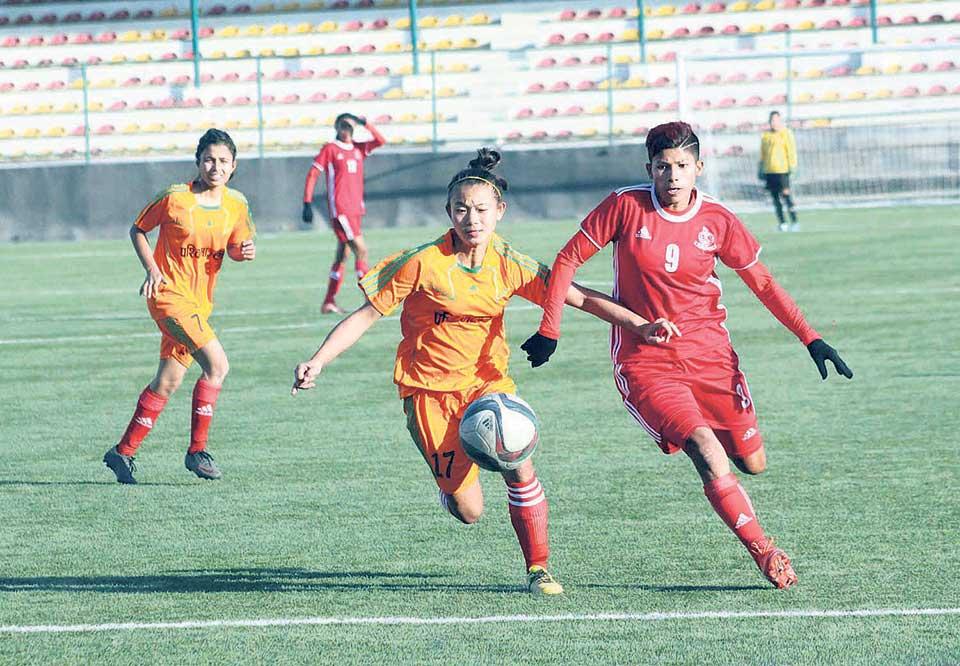 TAC, APF advance to Super League
