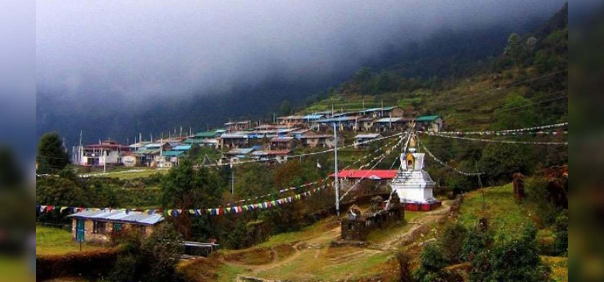 Almost entire village contracts COVID-19 in rural Helambu