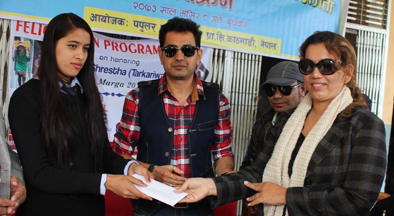 'Tarkariwali' gets scholarship for higher studies