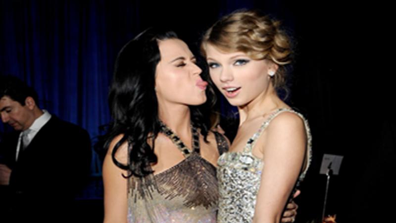 Ed Sheeran weighs in on Taylor Swift, Katy Perry feud