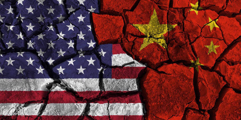 The End of the US-China Relationship
