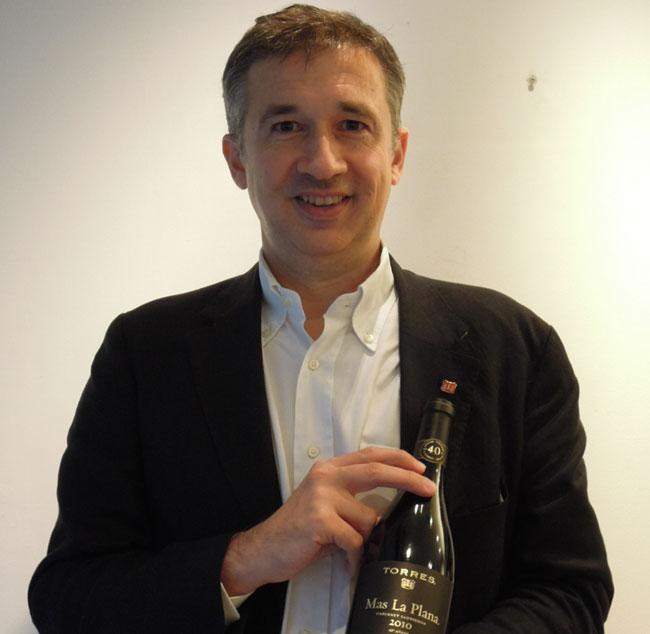 Wine dinner with Sommelier Josep Plana