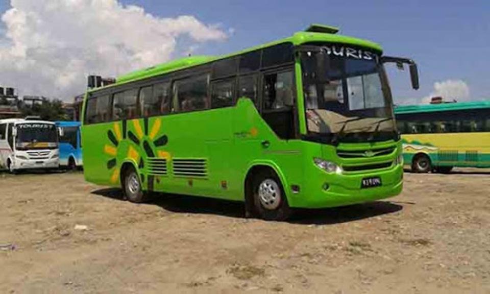 Kathmandu-Pokhara night tourist bus service resumes