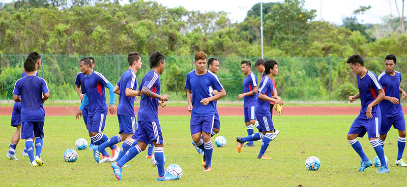 Nepal faces cautious Brunei in decisive group match