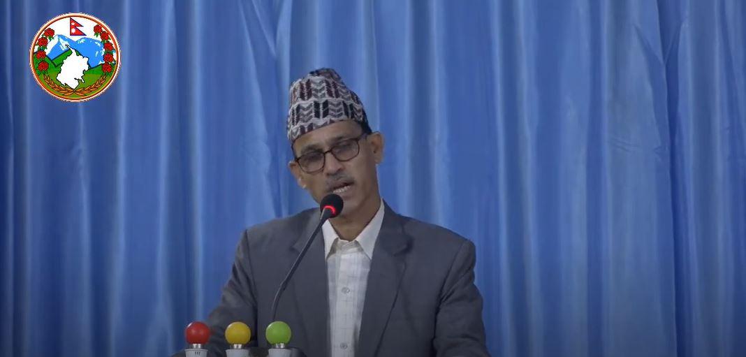 LIVE: Sudur Paschim CM taking trust vote