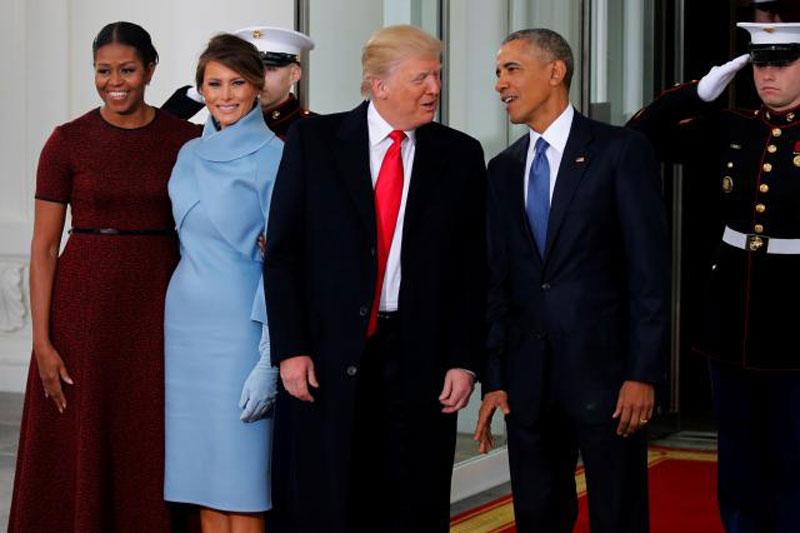 'The work begins!': Trump to be sworn in as U.S. president