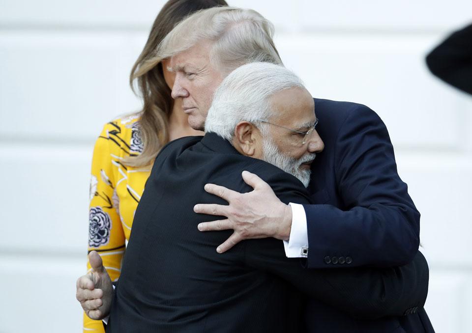 Over to you, Mr Modi