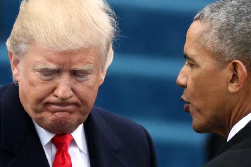 Former U.S. intelligence chief rejects Trump wiretap accusation
