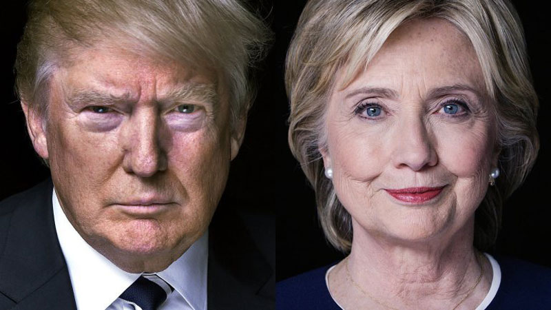 Election Day: Americans choose between Clinton and Trump