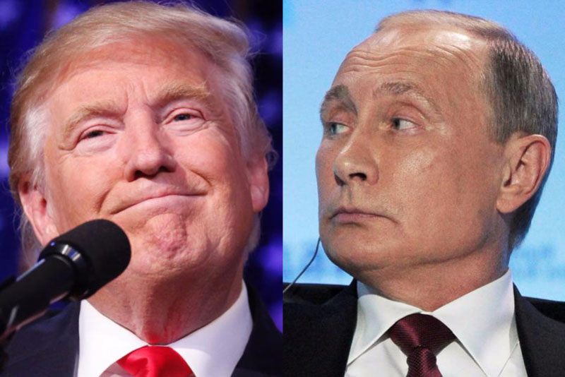 Trump signs bill imposing sanctions on Russia