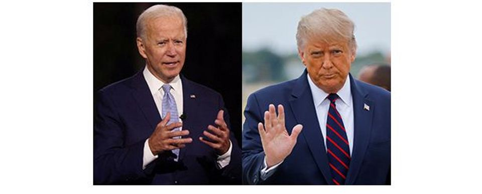 Insults and interruptions mar first Trump-Biden debate