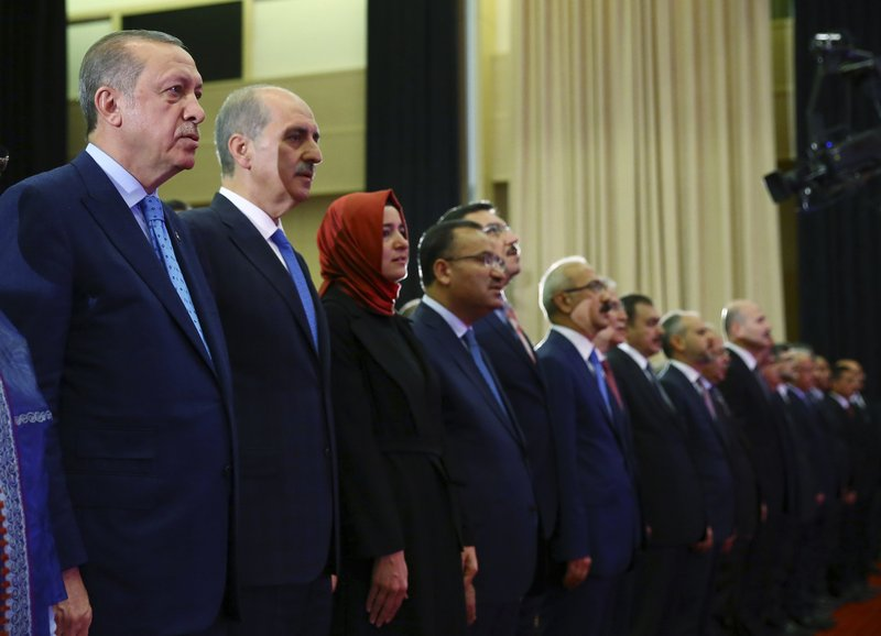 Turkey marks 1 year since July 15 coup attempt quashed