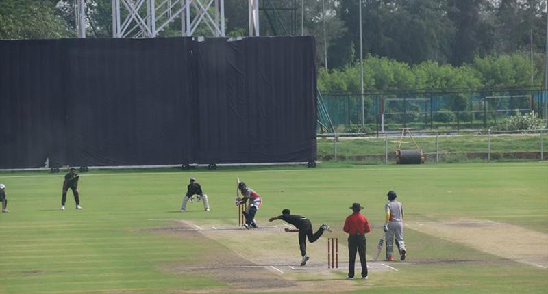 Hat-trick of wins for Nepal U19 team