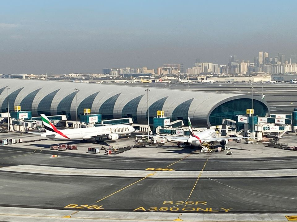 UAE lifts ban on transit flights including from India and Pakistan