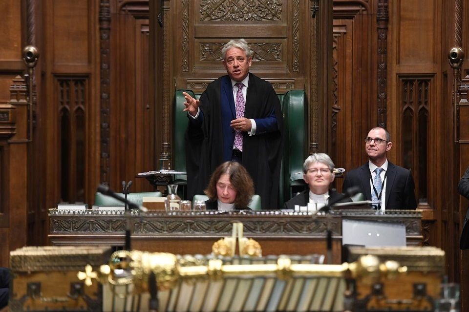 'Order!' - UK parliament to elect new Speaker for Brexit hot seat