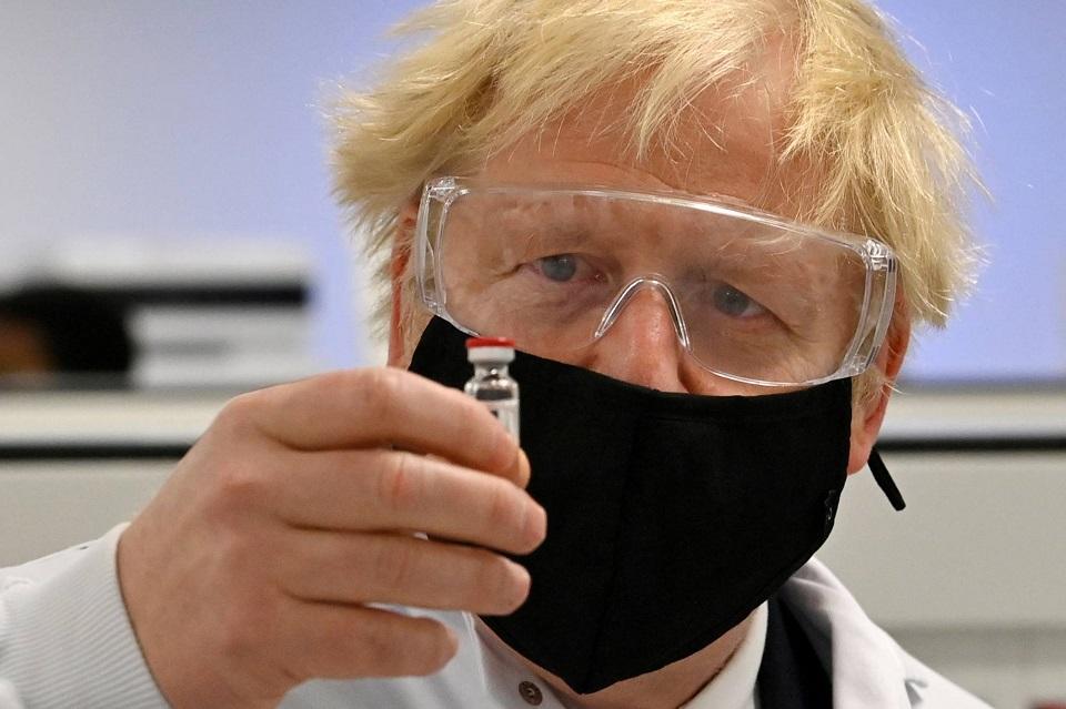 Britain first to approve AstraZeneca/Oxford COVID-19 vaccine