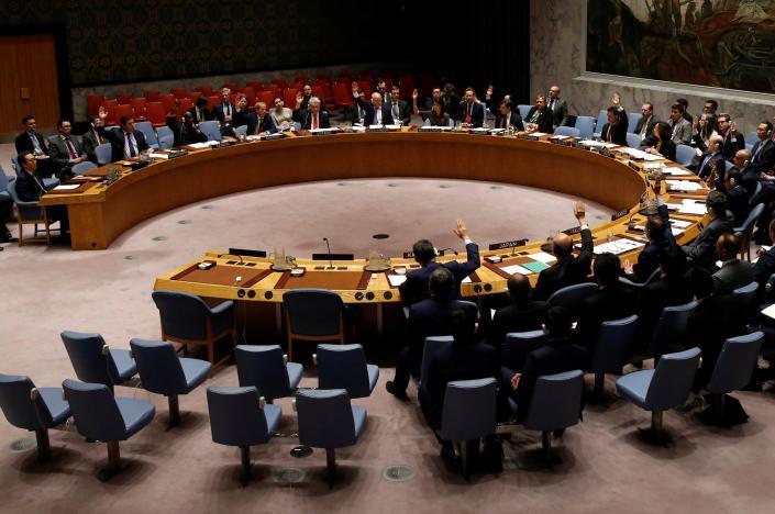 U.N. expands North Korea blacklist in first U.S., China sanctions deal under Trump
