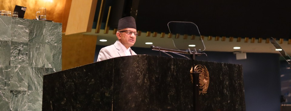 FM Gyawali calls for strong economic cooperation through SAARC, BIMSTEC and ACD