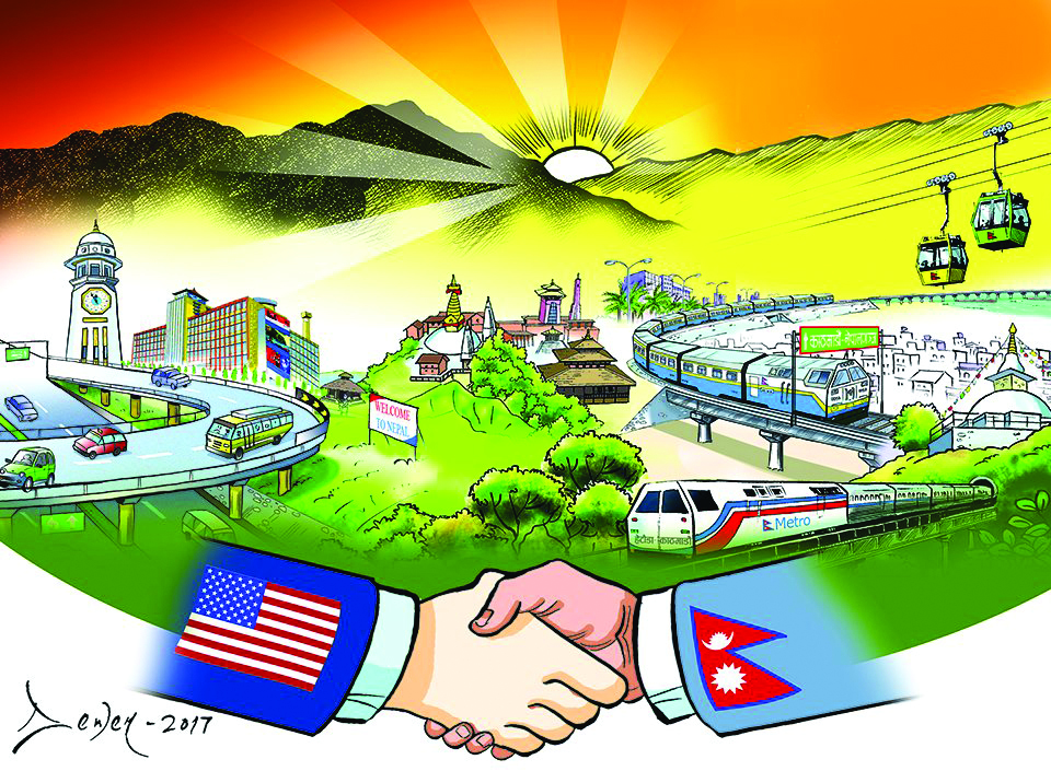 Proven partnership: US and Nepal